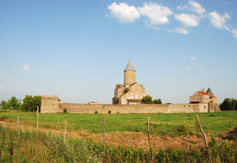 Georgia - Alaverdi Monastery