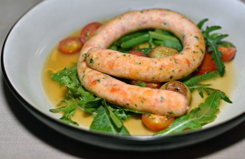 Moscow - Wine & Crab - Crab Sausage