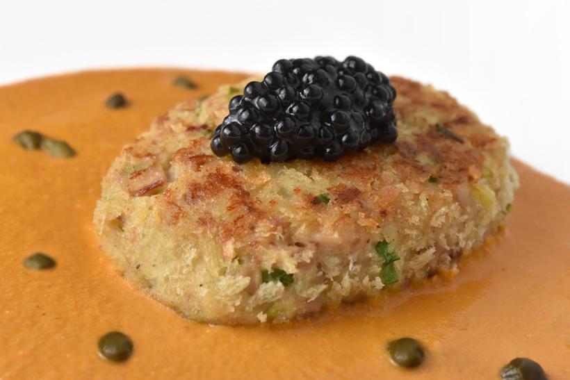 Soviet-Jewish Food - Forshmak Cutlet