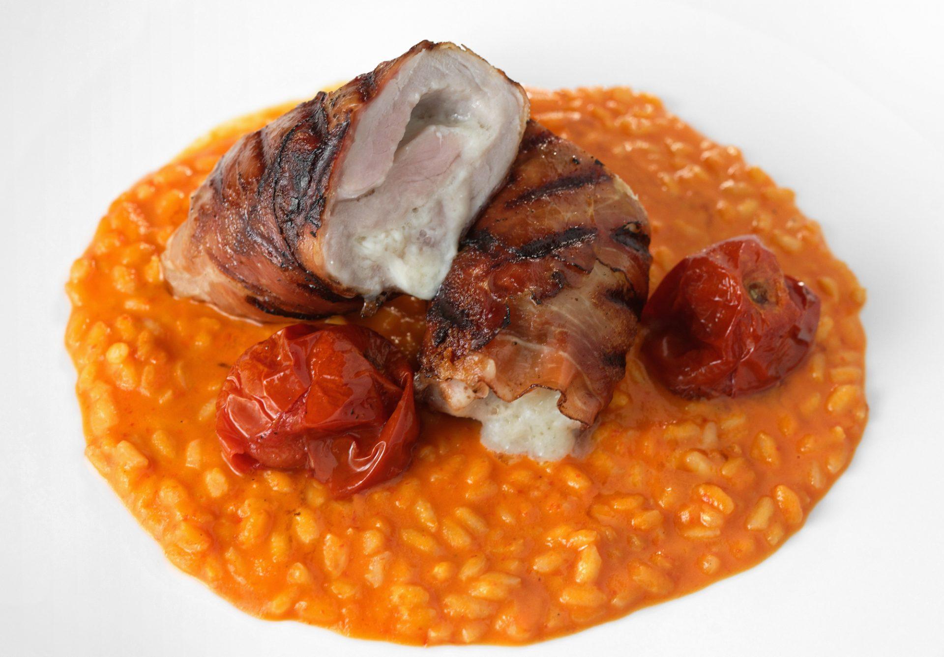 Montenegrin Cuisine - Stuffed Pork Loin