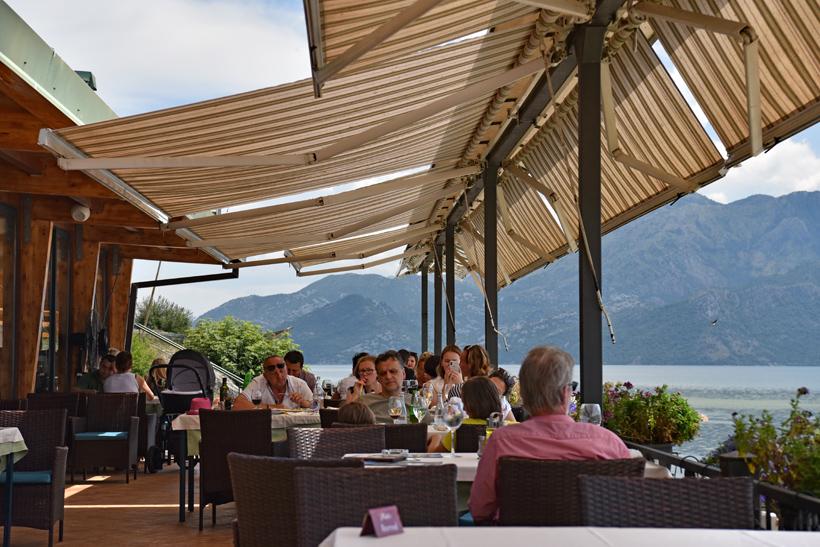 Montenegrin Wine - Plantaže - Jezero Restaurant