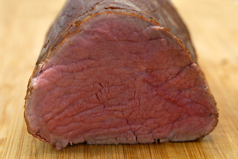 Eye of Round Beef Roast