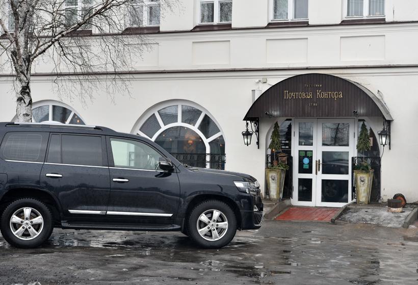 Arkhangelsk - Pochtovaya Kontora Restaurant