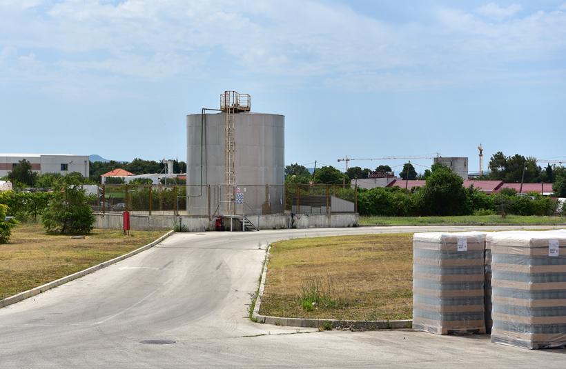 Zadar - Maraska Factory