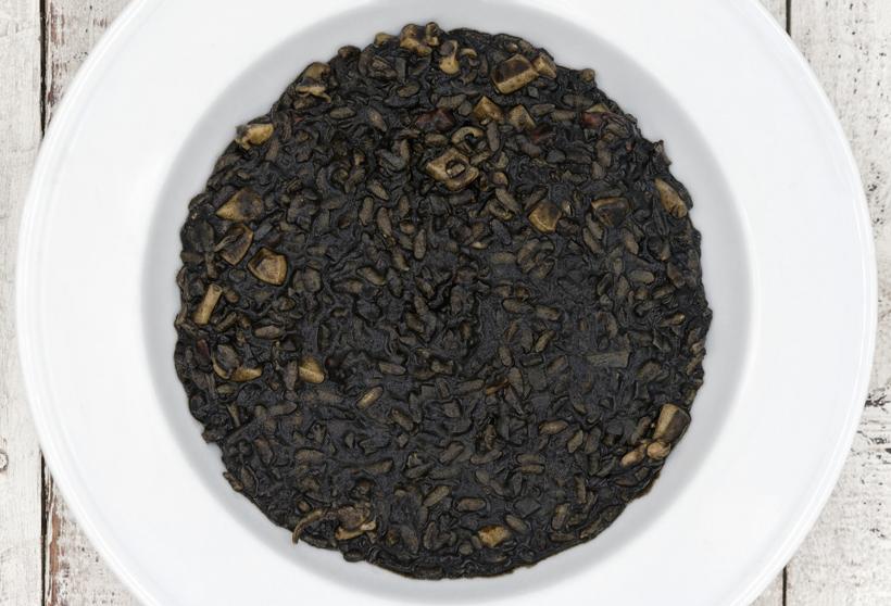 Crni Rižot, Dalmatian Black Risotto