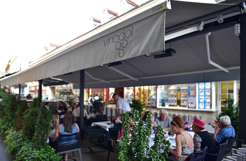 Zagreb - Vinodol Restaurant
