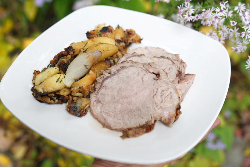 Croatian Cuisine - Veal under the Bell