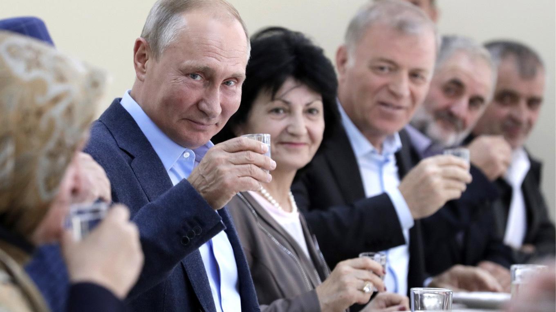 Food Perestroika - Happy Holidays 2020!