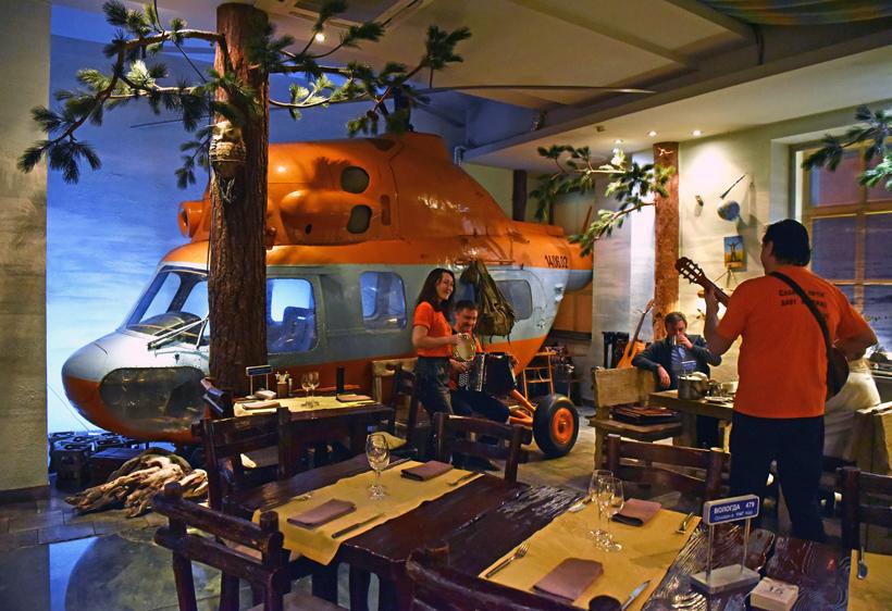 Moscow - Ekspeditsia Restaurant