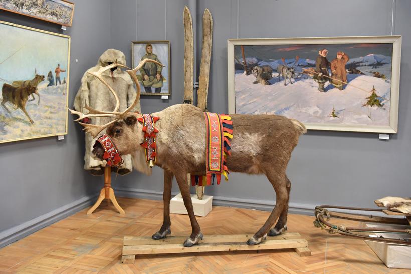 Murmansk - Regional Studies Museum