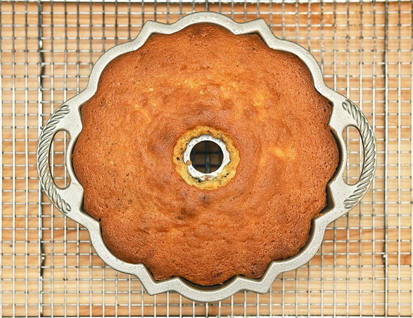 Babovka, Czech Bundt Cake