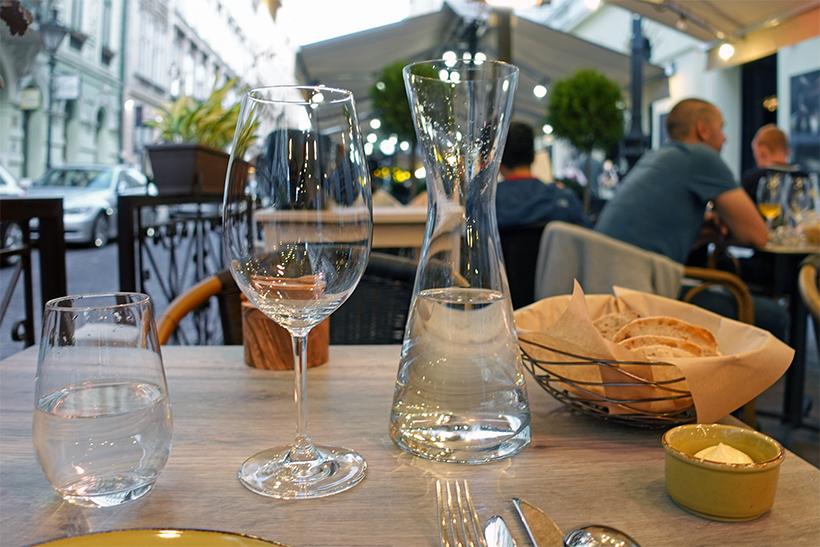 Budapest - Textura Restaurant