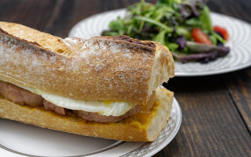 Foie Gras Sandwich